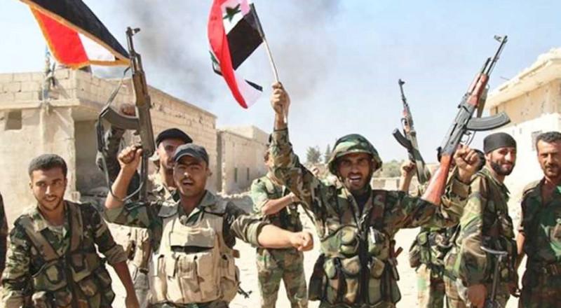 الجيش السوري يكسر الخطوط الحمراء التي تحاول أمريكا فرضها شرق سورية
