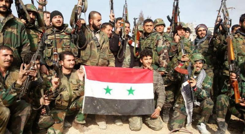 الجيش السوري يوسع نطاق سيطرته على الضفة الشرقية للفرات