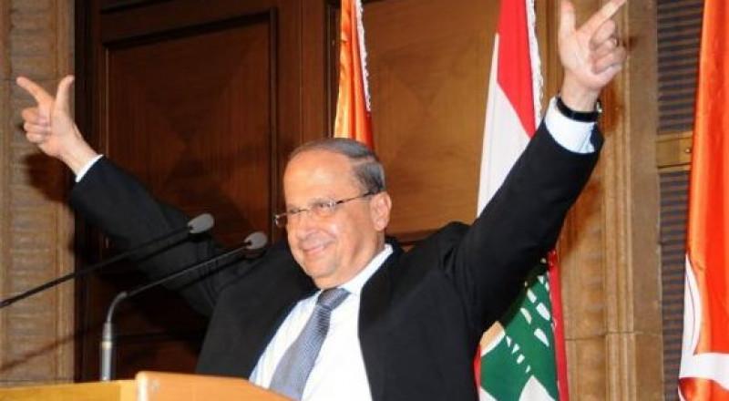 الرئيس اللبناني: دور حزب الله مستمر طالما هناك تهديدات للبنان