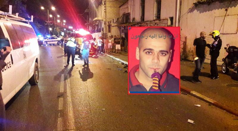 يافا: مصرع محمود مسلم بحادث دراجة نارية