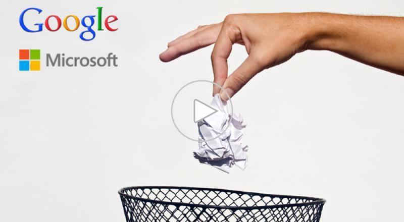 جوجل ومايكروسوفت تعلنان عزمهما حجب 100 ألف مصطلح إباحي