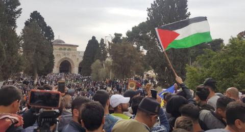 مظاهرات ومواجهات بالقدس والضفة في جمعة