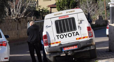 الشرطة: شخص من اكسال دهس المسؤول الأمني عن بلدة تل العدس