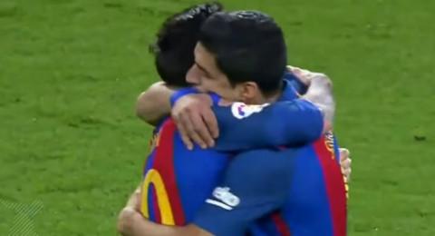 برشلونة تحقق 3 اهداف ويرتفع رصيدها الى 45 نقطة