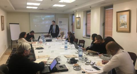 دراسة للمحامي قيس ناصر عن سياسات التخطيط الإسرائيلية في القدس الشرقية  Inbox x