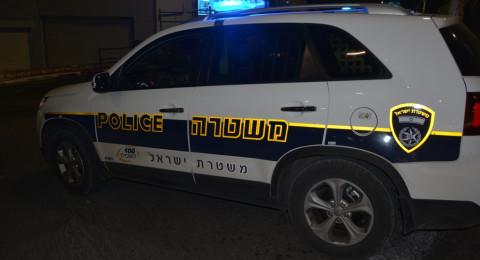 الناصرة: سطو مسلح في حي السلزيان وإطلاق نار على مواطن
