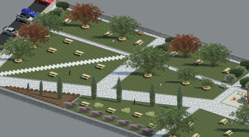مجلس كفرمندا يحصل على موافقة نهائية لبناء حديقة عامة بمساحة 7 دونمات