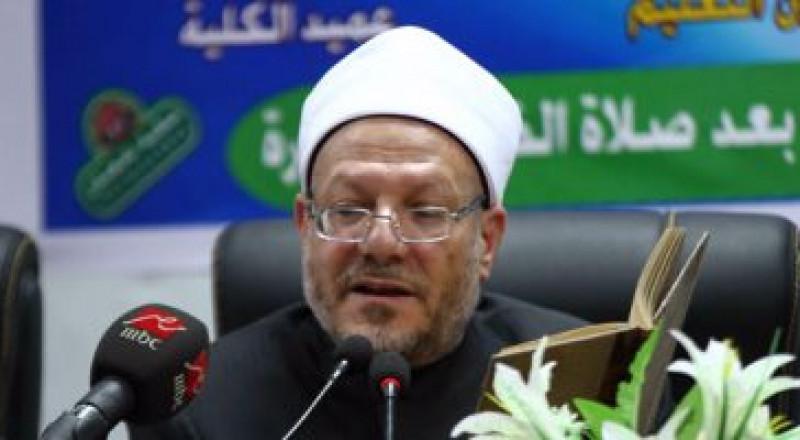 مفتي مصر يشيد بقرار الأمم المتحدة تجاه القدس: انتصار لإرادة الشعوب