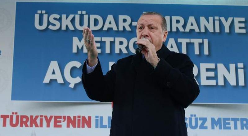 أردوغان: قريبا سنفتتح سفارتنا في القدس الشرقية
