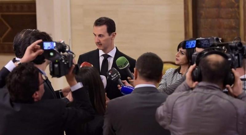 الأسد: المعركة لم تنته و