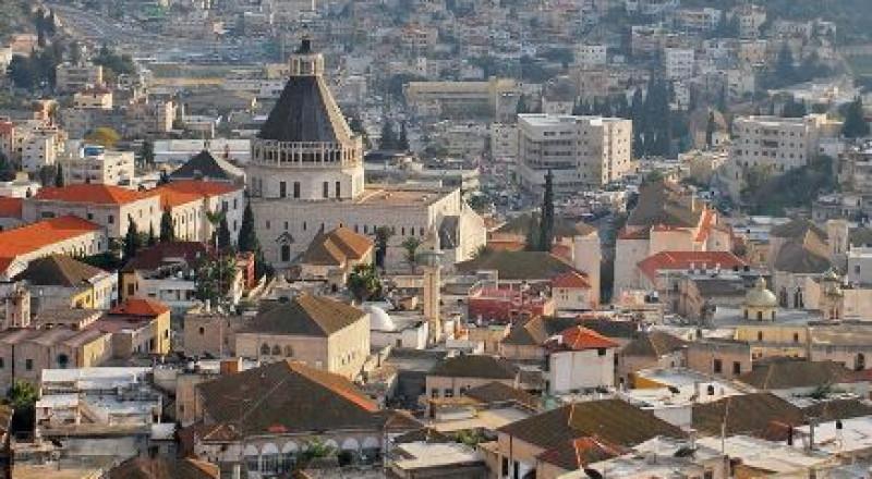 بلدية الناصرة تنعي المرحوم جورج نصري لاون