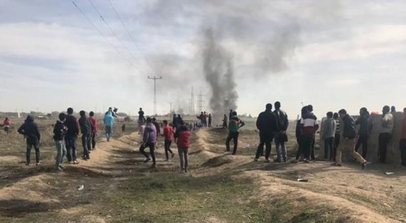 جمعة الغضب تشتعل .. شهيدان في غزة وعدد من المصابين في الضفة