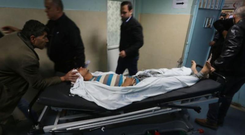 غزة: استشهاد شاب متأثرا بجراح أصيب بها الأسبوع الماضي