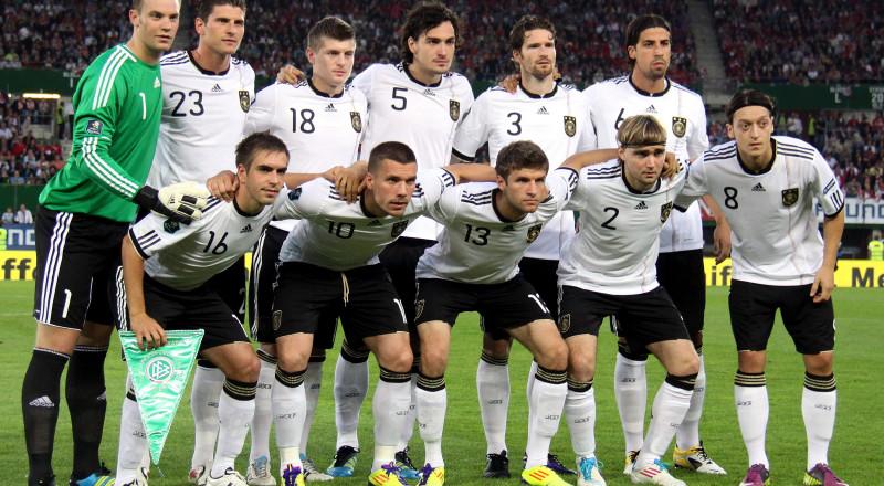 ألمانيا في صدارة التصنيف العالمي وتنال لقب