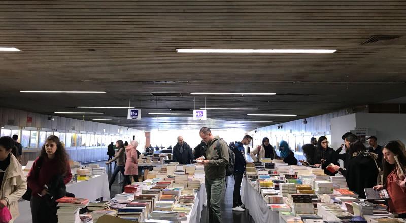 افتتاح اضخم معرض للكتاب في جامعة حيفا ومستمر للجمعة