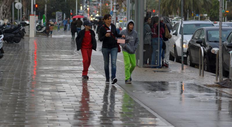 عودة الأمطار ؟ منخفض جوي يوم الأحد