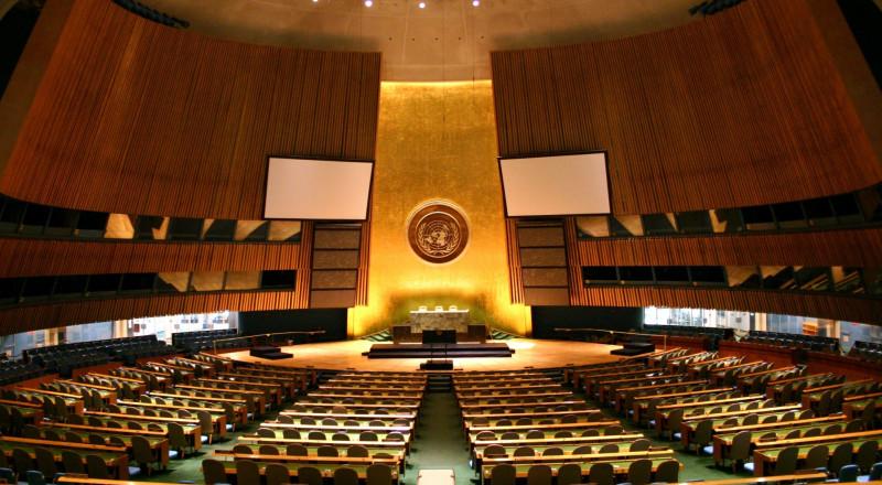الجمعية العامة تصوت لصالح الحق الفلسطيني بتقرير المصير