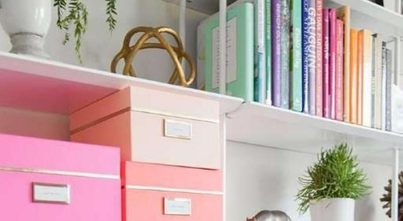 تعرفي على أحدث الأفكار التي تساعدك في تنظيم منزلك
