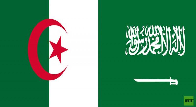 """اللافتة """"المسيئة"""" للعاهل السعودي تطيح بمسؤولين أمنيين في الجزائر"""
