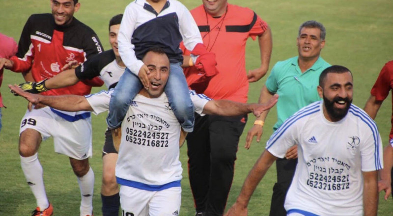 لاعب هـ.مصمص، نديم جبارين لـبكرا: أتمنى ان نلعب ضد بيتار القدس