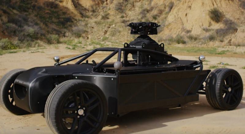آخر صيحات التصوير السينمائي لمطاردات وحوادث السيارات