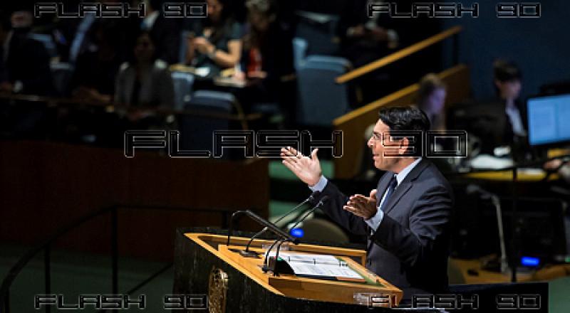 مندوب إسرائيل: قرار الأمم المتحدة سينتهي في مزبلة التاريخ!