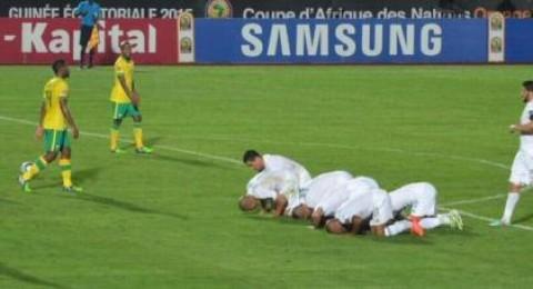 كأس افريقيا 2015: الخضر يقلبون تأخرهم لفوز ثمين على جنوب افريقيا