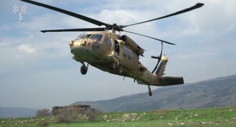 تدريبات إسرائيلية عند حدود لبنان