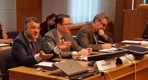 النائب جبارين للمفوضية الاوروبية: قانون القومية يناقض اتفاقيات التعاون بين اسرائيل والمفوضية
