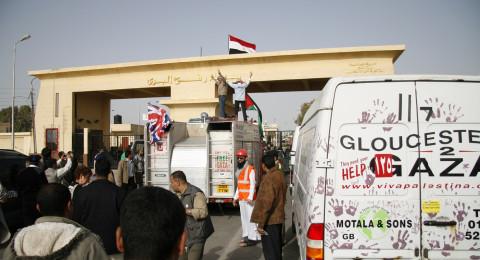 وفد أمني مصري يصل قطاع غزة غداً الأحد لمتابعة تنفيذ اتفاق المصالحة