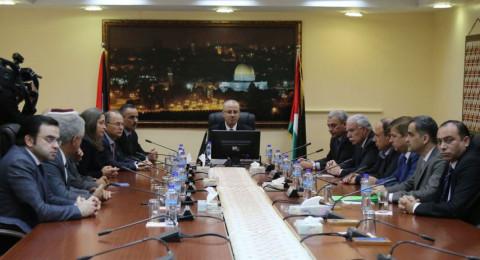 الحكومة الفلسطينية: نقل السفارة مساس بمشاعر الأمة
