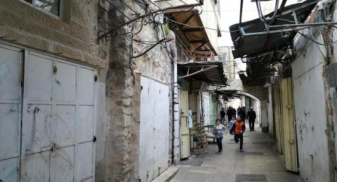 صندوق ووقفية القدس يدعم مواطن مقدسي بعد قرار إغلاق مطعمه