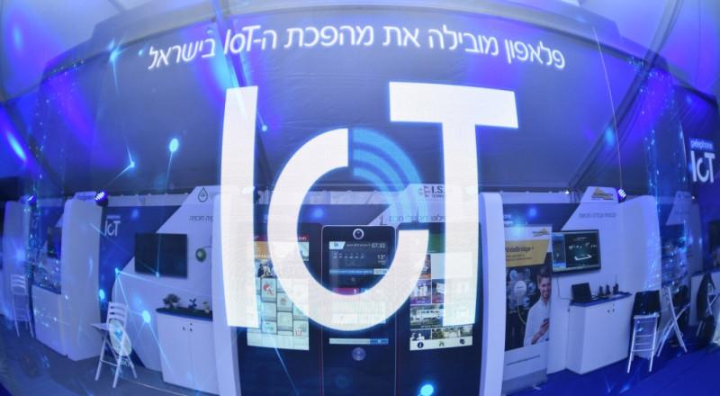 بيليفون تعرض حل الـ IoT المتكامل الأول في البلاد:منصات IoT متطورة، شبكات محددة، حل من الطرف حتى الطرف وخدمة Pelephone Car – الجيل المركبات الذكية القادم