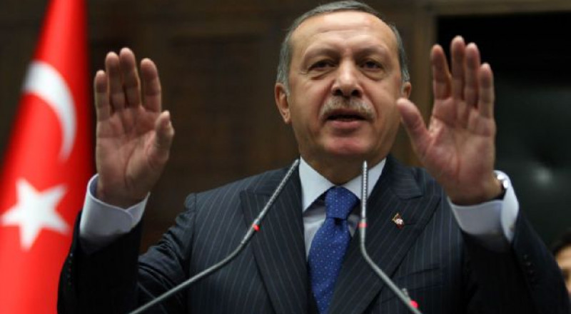 أردوغان لبوتين: دخول الجيش السوري عفرين