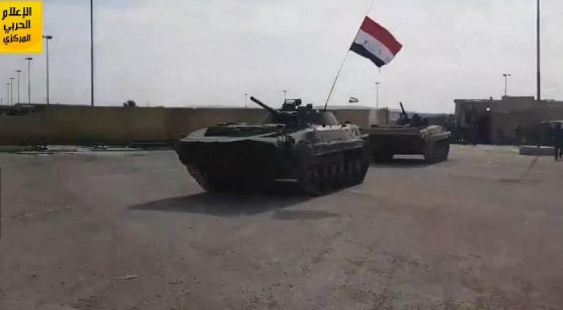 رغم القصف التركي.. القوات الشعبية السورية تدخل عفرين