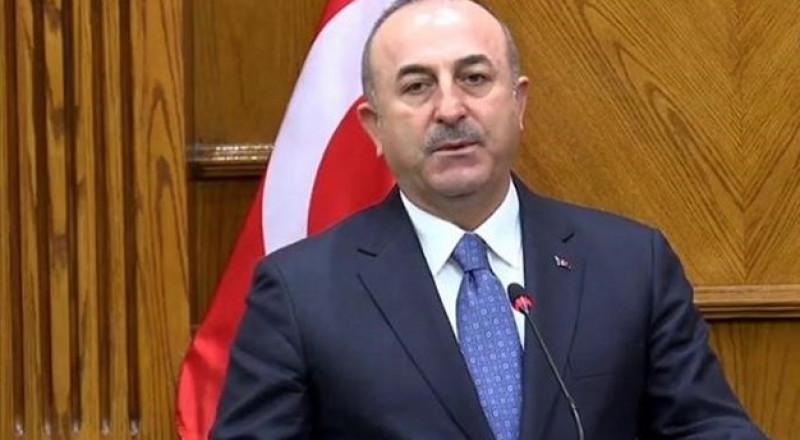 أوغلو: لا مشكلة إذا دخلت القوات السورية للقضاء على