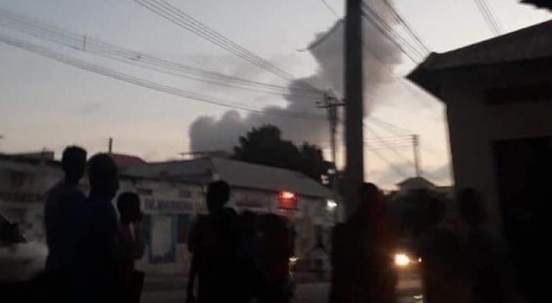45 شهيداً بتفجيرين استهدفا محيط القصر الرئاسي ومقر المخابرات بالعاصمة الصومالية