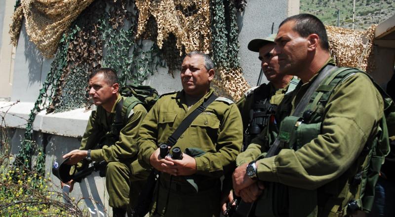 جنرال إسرائيلي: حرب على الأبواب ضد أكثر من طرف