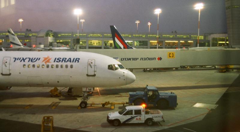 بعد اضراب مفاجىء، عودة العمل في مطار بن غوريون