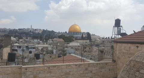 مجلس الاوقاف: الاحتلال يحضر لمشروع قرابين الهيكل المزعوم