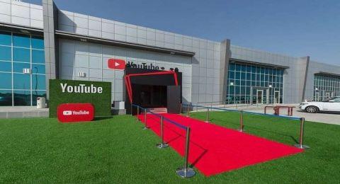 دبي: يوتيوب تطلق استوديوهات عالية التقنية خاصة بمنتجي المحتوى