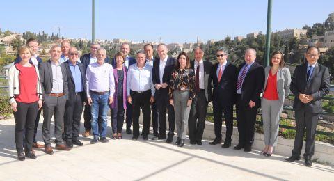 اجتماع للجنة التنفيذية لمنظمات اليانصيب الأوروبية يعُقد في إسرائيل