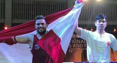 لبناني يتنازل عن الميدالية الذهبية لتفادي مواجهة إسرائيلي
