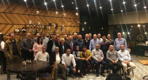 افتتاح مدرسة لتعليم الدورات بموضوع السكري للطواقم الطبية، بمبادرة الدكتور عبد الهادي زعبي