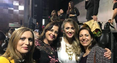 حيفا تحتفل بنسائها بصوت واحد مع الفنانة دلال ابو امنة!