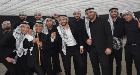 اغنية جديدة للفنانين ماهر حلبي ومهند خلف فلسطين تاج ع الراس