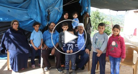 الحسينية،  أبو يوسف فاعور: 40 مواطنا عشنا  20 ليلة دون كهرباء