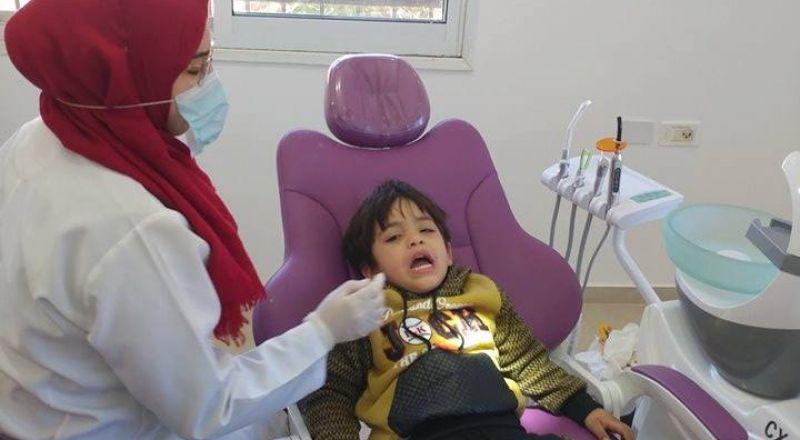 نادي دير قديس غرب رام الله ينفذ يوم طبي مجاني بعنوان