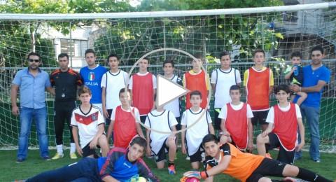 اكاديمية معليا لكرة القدم تنطلق نحو تجربة فريدة من نوعها الى اليونان