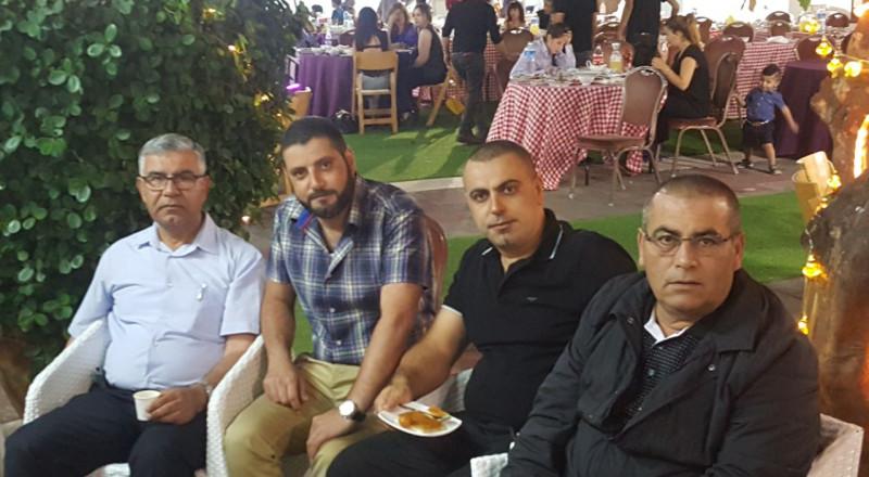 بستان المرج: إفطار جماعي لموظفي المجلس بتنظيم من لجنة الموظفين وإدارة المجلس